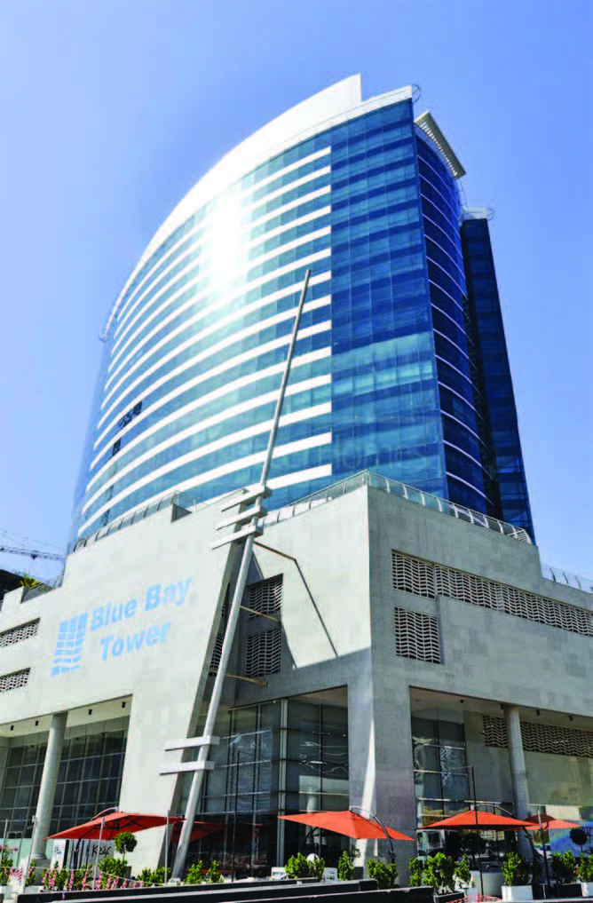 Blue Bay Tower young consultancy