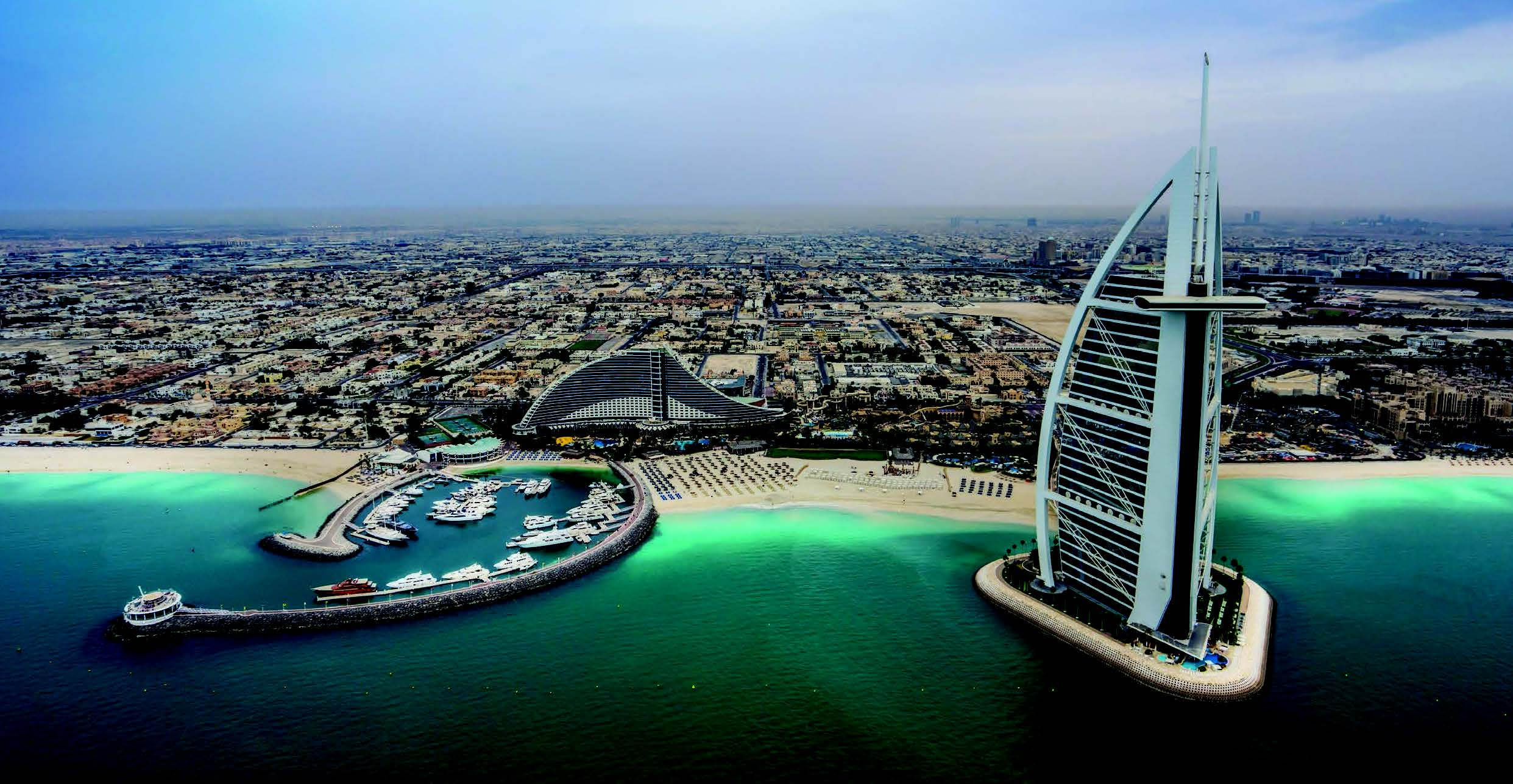 Burj Al Arab young consultancy