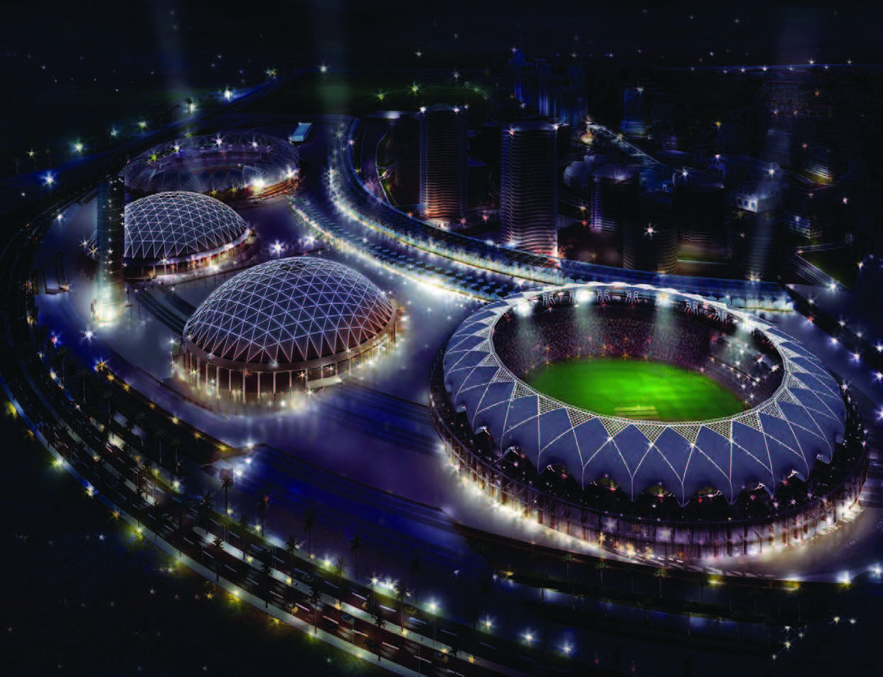 Dubai Sports City young consultancy